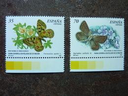 2000 Fauna Espanola En Peligro De Extincion  ** MNH - 1931-Aujourd'hui: II. République - ....Juan Carlos I