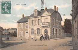 58 - Luzy - La Poste Animée - Other Municipalities