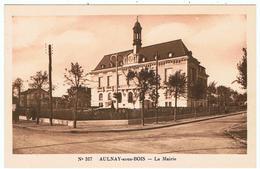 Aulnay-sous-Bois / La Mairie / CPSM PF / Ed. Godneff - Aulnay Sous Bois