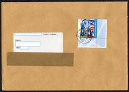 """BRD 2012  Brief/ Letter 51- 500g , MiNr. 2911 Künstler """"Der Blaue Reiter"""" - [7] Federal Republic"""