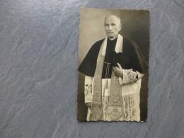 Ecclésiastique, Evêque ? Vers 1910, Nord De La France ?  ; Ref 502 PH 01 - Old (before 1900)