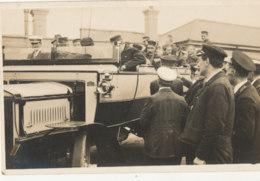 GRANDE BRETAGNE )) FOLKESTONE    Soldats Belges Blessés  Carte Photo - Other