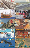 20 Télécartes ESPAGNE Lot1 - Sammlungen