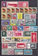 DDR - 1959/60 - Sammlung - Ungebr./Postfrisch/Gest. - Gebraucht