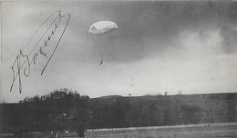 AVIATION - Parachute BONNET - ....-1914: Précurseurs