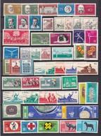 DDR - 1960/63 - Sammlung - Ungebr./Postfrisch/Gest. - Gebraucht