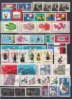 DDR - 1966/67 - Sammlung - Ungebr./Postfrisch - Ungebraucht