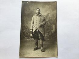 Carte Photo D'un Poilu Des Vosges  Du 73°RI Tué Le 2 Juin 1918 1914-18 - 1914-18