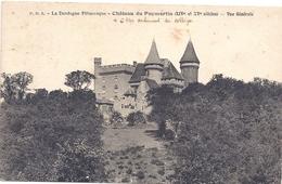 CPA - Marquay - Château De Puymartin ( XIV° Et XV° Siècle ) Vue Générale - Andere Gemeenten