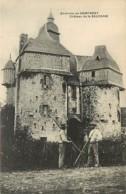 61* DOMFRONT Chateau De La Saucerie    MA103,0235 - Domfront