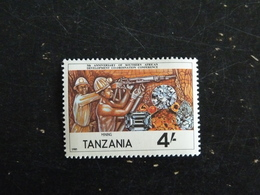 TANZANIE TANZANIA YT 260 ** - MINE MINEUR - Tanzania (1964-...)