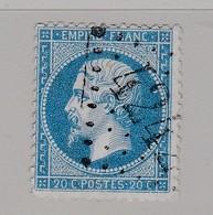 GC 4242 Villefranche De Longchapt ( Dep 23 ) S / N° 22 - Marcophilie (Timbres Détachés)
