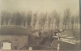 PERENCHIES. Fort De Premesques. Fort De Lompret. Guerre 14-18. Carte Vue Rare. - France