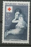 FRANCE - 1954 - Nr 1006 - Croix Rouge - NEUF - Ungebraucht