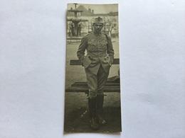 Petite Photo D'un élève Pilote Du 75° RI Aviation 1914-18 - 1914-18