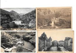 Lot De 24 Cartes (Ardèche) - Antraigues - Annonay - Burzet - Aubenas - Ruoms - Neyrac - Non Classificati