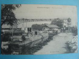 18 - VIERZON-FORGES - Pont Sur Le Canal - 1914 - Vierzon