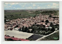 30 AIGUES VIVES VUE GENERALE AERIENNE TERRAIN DE SPORTS STADE N° AC 210 50 A - Aigues-Vives