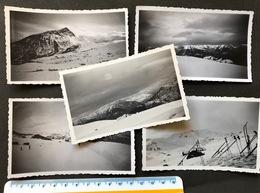 Fontcouverte-la-Toussuire France/ Album Photos Lot Ca. 1937 - Luoghi