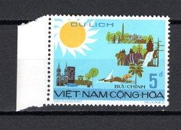 VIETNAM DU SUD   N° 492    NEUF SANS CHARNIERE COTE 1.00€    TOURISME - Vietnam