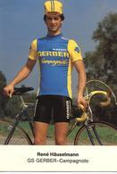 Cyclisme, René Häuselmann - Radsport