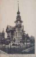 LAMBERSART. Villa Saint Charles, Avenue De L'Hippodrome - Lambersart