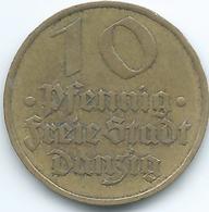 Danzig - 1932 - 10 Pfennige - KM152 - Other