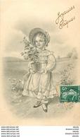 WW Joyeuses Pâques 1908 - Pasqua