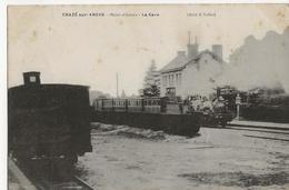 CHAZE Sur ARGOS  -  Chazé Sur Argos  -  La Gare - Otros Municipios