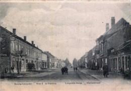 Belgique - Bourg-Léopold - Rue De La Station - Leopoldsburg