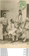 WW TUNISIE. Types Arabes, Marchands Assez Aisés 1931 - Tunisia