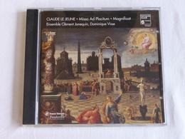 Claude LE JEUNE, Missa Ad Placitum, Magnificat, Dominique Visse - Classique