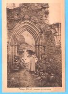 Abbaye D'Orval-(Florenville)-Monastère Du XVIe Siècle-Moines-Vendu Au Profit De La Reconstruction De L'Abbaye-+/-1930 - Florenville