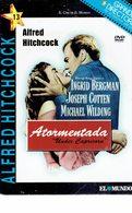 CINEMA DVD - U.K. 1949 - ATORMENTADA - UNDER CAPRICORN -- INGRID BERGAM - JOSEP COTTEN - MICHAEL WILDING DIR ALFRED HIT - Policiers
