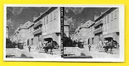 Vues Stéréos Bourg D'Oisans Grande Rue - Stereoscopic