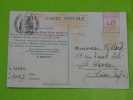 Paris 106 - EMA - Empreinte Machine à Affranchir - 3 Mars 1931 - Marcophilie (Lettres)