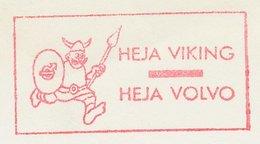 Meter Cut Belgium 1971 Viking - Volvo - Histoire