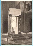 Abbaye D'Orval (Florenville-Luxembourg Belge)-Eglise Abbatiale-Trône De L'Abbé-Architecte: H.Vaes - Florenville