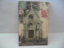 MOLLANS 70 HAUTE SAÔNE LA CHAPELLE DU CHÂTEAU CPA 1905 CLICHE ALEXIS SYLVESTRE MOLLANS - Sonstige Gemeinden