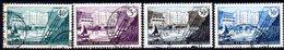 Saint Pierre Et Miquelon: Yvert N° 348/351° - Oblitérés