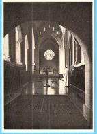 Abbaye D'Orval (Florenville-Luxembourg Belge)-Eglise Abbatiale-Choeur Des Moines-Architecte: H.Vaes-+/-1935 - Florenville