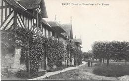 61 ESSAI - Beaufossé - La Ferme - Petite Animation - Otros Municipios