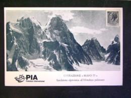 CARTOLINA -SPEDIZIONE HIMALAJA CASALECCHIO DI RENO BOLOGNA -F.G. LOTTTO N°1002 - Ansichtskarten
