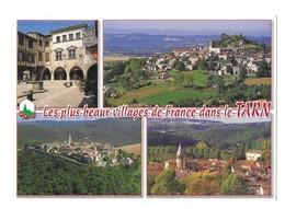 Les Plus Beaux Villages De France Dans Le Tarn - France