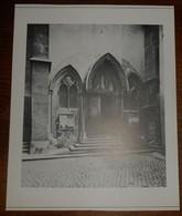 Metz. Sainte-Ségolène. Portail Ouest Vers 1892. 1975. - Prints & Engravings
