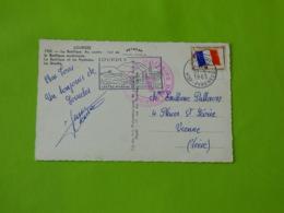 Lourdes - Hautes Pyrénées - FM 13 - Camp Militaire De Lourdes - Flamme Sécap Lourdes Centre Mondial De Pélérinages - 1961-....