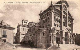 Monaco  La Cathedrale...no.146 - Kathedrale Notre-Dame-Immaculée