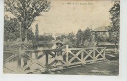 PAU - Le Lac Du Jardin Public - Pau