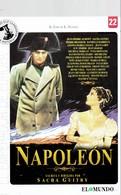 CINEMA DVD - ITALY-FRANCE 1955 - NAPOLEON - JEAN PIERRE AUMONT - DANIELLE DARRIEUX - PIERRE BRASSEUR - DIR SACH GUITRY - History