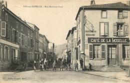 ARS SUR MOSELLE RUE MARECHAL FOCH CAFE DE LA MOSELLE - Ars Sur Moselle